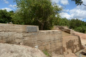 The Water Project : 31-kenya4756-finished-sand-dam