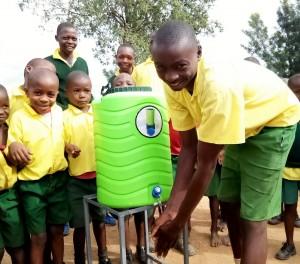 The Water Project : 33-kenya4638-hand-washing