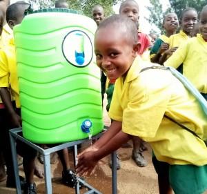 The Water Project : 35-kenya4638-hand-washing