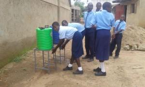 The Water Project : 35-kenya4639-hand-washing