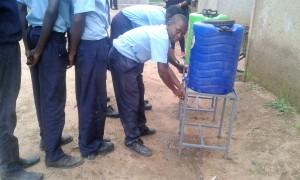 The Water Project : 37-kenya4639-hand-washing