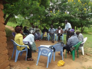 The Water Project : 4-kenya4756-training