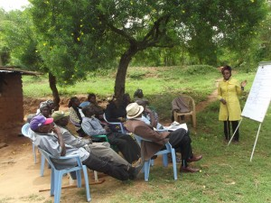 The Water Project : 6-kenya4756-training