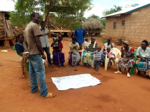 The Water Project : 10-kenya4763-more-training-pictures-from-training-last-year