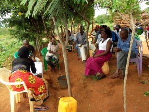 The Water Project : 12-kenya4763-more-training-pictures-from-training-last-year