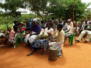 The Water Project : 13-kenya4763-more-training-pictures-from-training-last-year