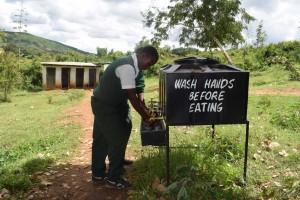 The Water Project : 14-kenya4803-hand-washing