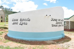 The Water Project : 19-kenya4803-finished-tank