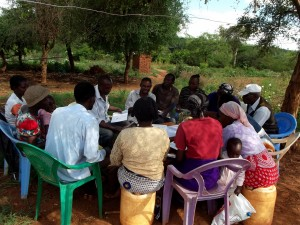 The Water Project : 2-kenya4763-more-training-pictures-from-training-last-year