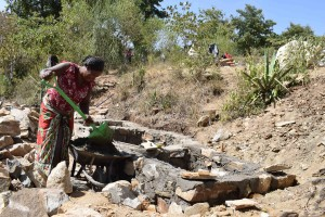 The Water Project : 20-kenya4782-well-construction