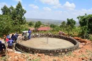 The Water Project : 20-kenya4800-construction-phase-2