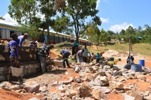The Water Project : 25-kenya4800-construction-phase-2