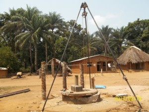 The Water Project : 27-sierraleone5107-breaking-ground