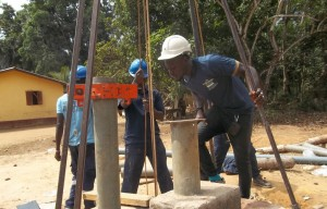 The Water Project : 29-sierraleone5107-drilling