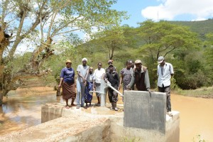 The Water Project : 30-kenya4782-finished-well