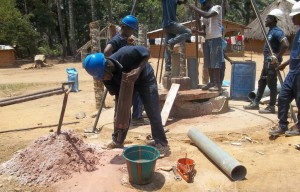 The Water Project : 31-sierraleone5107-drilling