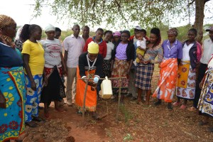 The Water Project : 32-kenya4763-review-training