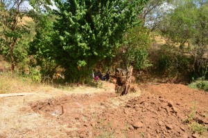 The Water Project : 34-kenya4763-construction-phase-1