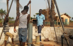The Water Project : 34-sierraleone5106-drilling