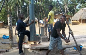 The Water Project : 34-sierraleone5107-drilling