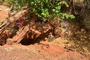 The Water Project : 36-kenya4763-construction-phase-1