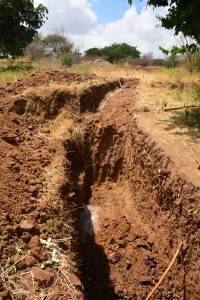 The Water Project : 37-kenya4763-construction-phase-1