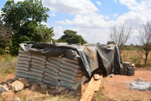 The Water Project : 38-kenya4763-construction-phase-1