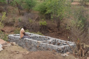 The Water Project : 38-kenya4763-well-construction