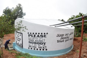 The Water Project : 38-kenya4800-finished-tank