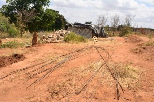 The Water Project : 39-kenya4763-construction-phase-1