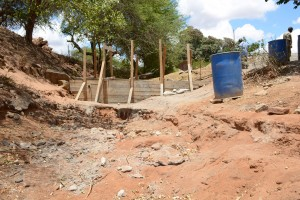 The Water Project : 47-kenya4763-construction-phase-2