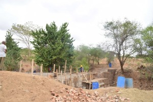 The Water Project : 50-kenya4763-construction-phase-3