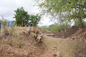 The Water Project : 53-kenya4763-construction-phase-3