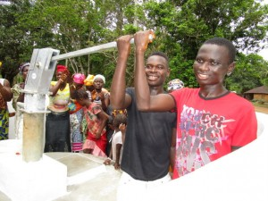 The Water Project : 54-sierraleone5107-clean-water-celebration