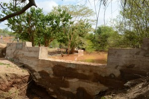 The Water Project : 58-kenya4763-finished-dam