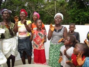 The Water Project : 58-sierraleone5107-clean-water-celebration