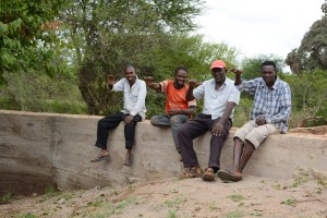 The Water Project : 59-kenya4763-finished-dam