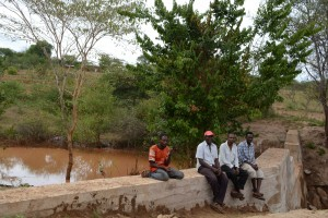 The Water Project : 60-kenya4763-finished-dam