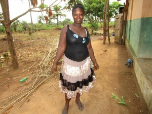 The Water Project : 66-sierraleone5106-aminata-m-conteh