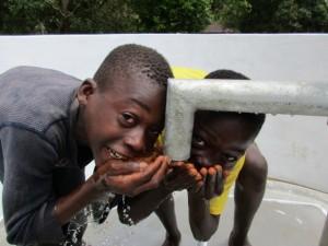 The Water Project : 67-sierraleone5107-clean-water-celebration