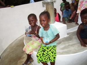 The Water Project : 69-sierraleone5107-clean-water-celebration