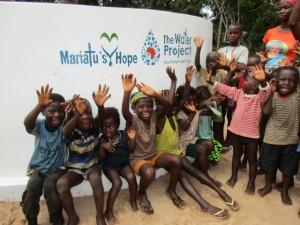 The Water Project : 71-sierraleone5107-clean-water-celebration