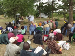 The Water Project : 8-kenya4782-training