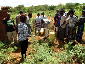 The Water Project : 9-kenya4763-more-training-pictures-from-training-last-year