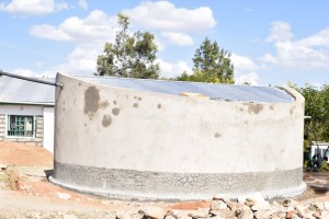 The Water Project : 9-kenya4803-tank-curing