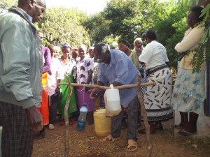 The Water Project : 12-kenya4758-training