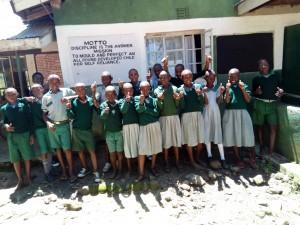 The Water Project : 14-kenya4661-celebration