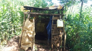 The Water Project : 5-kenya4845-latrine-and-hand-washing-station