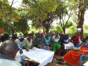The Water Project : 7-kenya4758-training