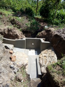 The Water Project : 9-kenya4717-concrete-drying
